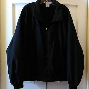 Columbia Bomber Style Nylon Windbreaker Jacket XL